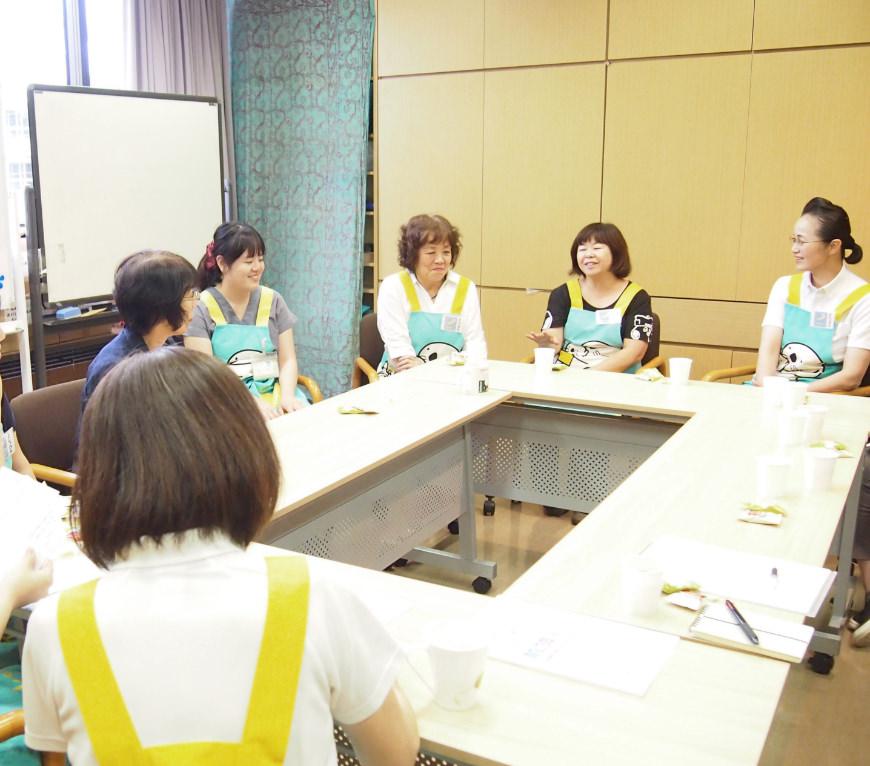 様々な機関が連携、市民ボランティアと協働
